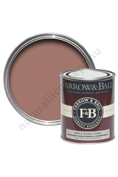 Interior Wood Primer Red tones 750 ml