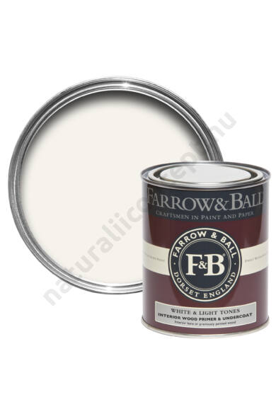 Interior Wood Primer White tones 750 ml